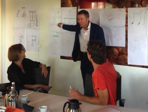 Workshop Merk- en Werkwaarden van BIG bij Neocon