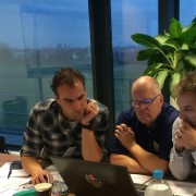 Opperste concentratie bij karavaan Tijger tijdens Silk Race